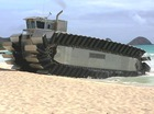 Làm quen với xe tăng lưỡng cư của Hải quân Mỹ