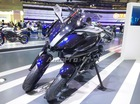Yamaha MWT-9 – Mô tô tự cân bằng, ôm cua tối ưu