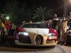 Dàn siêu xe 200 tỷ đồng của đại gia Ả Rập tụ tập