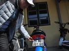 Cận cảnh ngày đầu đăng ký biển số cho xe máy điện