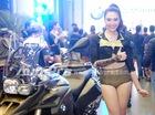 Dàn chân dài Việt xinh đẹp bên những chiếc xe môtô BMW