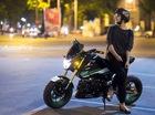 Cận cảnh Honda MSX độ cá tính của cô nàng biker Hà thành