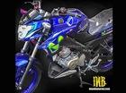 Lộ diện Yamaha FZ150i phiên bản MotoGP cực đẹp