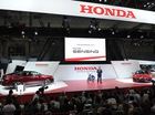 Ghé thăm gian hàng Honda tại triển lãm Tokyo 2015