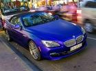 BMW 6-series của thiếu gia Phan Thành đổi màu sơn