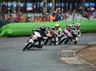 Giải đua xe Honda Racing vòng 9: Đoàn Trường Lợi và Bùi Duy Thông tiếp tục giành chiến thắng