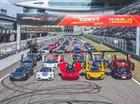 Hơn trăm đại gia Bắc Kinh mang siêu xe đến khoe tại Thượng Hải