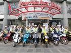 Yamaha Grande: 1 lít đi được 71,5 km!