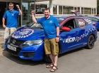 Honda Civic Tourer lập kỷ lục Guiness khả năng tiết kiệm nhiên liệu