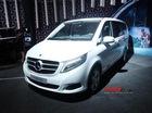 Soi kỹ V-Class, xe đa dụng tiền tỉ của Mercedes-Benz Việt Nam