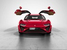 Xe thể thao chạy điện Quant F Electric Sportscar mạnh như siêu xe