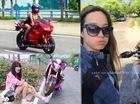 6 bóng hồng 9X chơi xe phân khối lớn đình đám nhất Việt Nam
