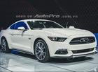 Ford Mustang - 50 năm một huyền thoại