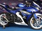 Yamaha R25 có thêm pô Akrapovic bản đua, giá không đổi