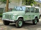 Land Rover Defender bản cuối cùng xuất hiện tại Việt Nam