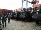 Xe đầu kéo quân sự MAN HX58 bất ngờ về Việt Nam