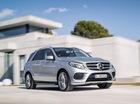 Mercedes-Benz GLE có giá từ 3,299 tỷ Đồng tại Việt Nam cực an toàn
