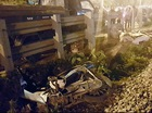 Va vào tàu hỏa, hai người đi xe máy thiệt mạng