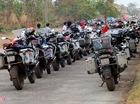 Biker quốc tế hội tụ về Thái Lan xem đua xe