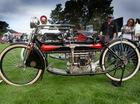 Khám phá bộ sưu tập xe máy cổ 100 năm tuổi