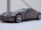 Aston Martin One-77 gần như mới tinh rao bán 47 tỷ Đồng