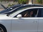 Được Công Vinh tặng Audi A8L 2016, Thủy Tiên nhanh chóng đi bấm biển số