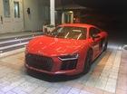 Phan Thành gây choáng khi tiếp tục tậu siêu xe Audi R8 V10 Plus
