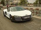 Hàng độc Audi R8 V10 Spyder 2014 biển tứ quý 8 khoác áo mới
