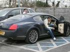 Bentley Continental GT Speed của Cristiano Ronaldo được rao bán lần 2