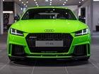 Audi TT RS 2016 màu xanh cốm: Chỉ có thể dành cho Hulk