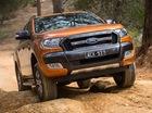 Ford Ranger 2017 ra mắt với hệ thống thông tin giải trí SYNC 3