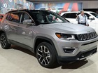 SUV cỡ nhỏ toàn cầu Jeep Compass 2017 chính thức trình làng