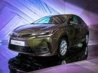 Toyota Corolla Altis 2017 sẽ về Việt Nam chính thức trình làng