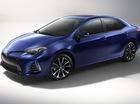 Toyota Corolla 2017 ra mắt, hầm hố và hiện đại hơn