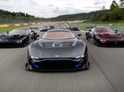 """Aston Martin Vulcan mới chạy  60 km được rao bán với giá """"khóc thét"""""""