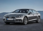 Audi A5 Sportback 2017 trình làng sớm