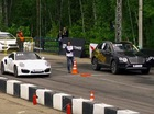 Khi SUV siêu sang Bentley Bentayga đua tốc độ với Porsche 911 Turbo
