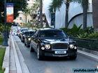 Bắt gặp Bentley Mulsanne Grand Limousine của Tiểu vương Qatar trên đường phố