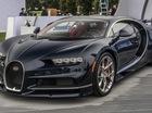 Bugatti Chiron chưa từng lăn bánh được rao bán với giá 95 tỷ Đồng