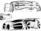 Đáng nhẽ siêu phẩm Bugatti Chiron có thiết kế đầu xe như thế này