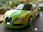 """Ngắm Bugatti Veyron phiên bản """"sến"""" của một nhà lãnh đạo tinh thần"""