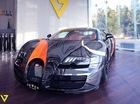 """""""Ông hoàng"""" Bugatti Veyron Super Sport độc nhất vô nhị có giá """"chát"""""""
