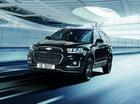 Chevrolet Captiva có phiên bản Perfect Black mới, giá 890 triệu Đồng