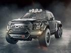 """""""Khủng long"""" Ford F-150 Raptor 2017 được biến thành xe bán tải 6 bánh"""