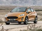 Chi tiết Ford Fiesta thế hệ mới - Xe cỡ nhỏ công nghệ cao