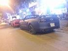Ford Mustang độc nhất tái xuất cùng Lamborghini Aventador Roadster trên phố Hà Nội