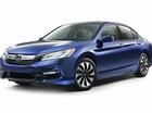 """Honda Accord 2017 gây choáng với phiên bản chỉ """"ăn"""" 4,7 lít xăng cho 100 km"""