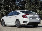 """Honda Civic trở thành """"Xe du lịch của năm tại Bắc Mỹ"""""""