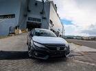 Lô xe Honda Civic 2016 đầu tiên đặt chân đến Philippines