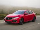 Honda Civic Hatchback 2017 có giá hợp túi tiền